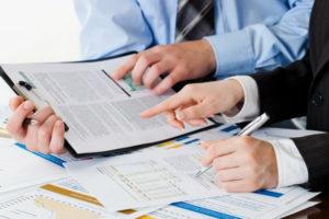 Документы для взыскания задолженности